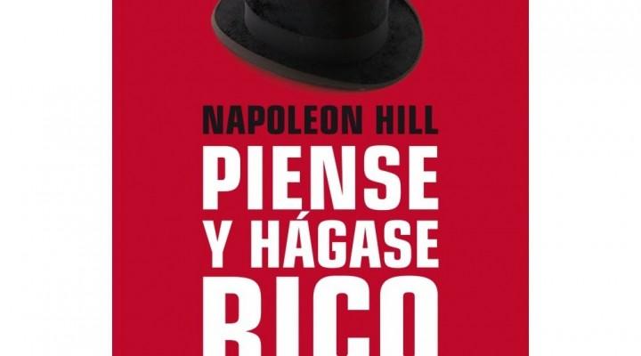 Libro Piense y Hágase Rico (NAPOLEON HILL) en AUDIOLIBRO