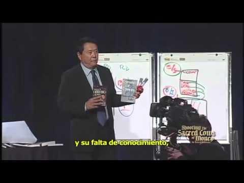 Robert Kiyosaki explica como nos roban el dinero