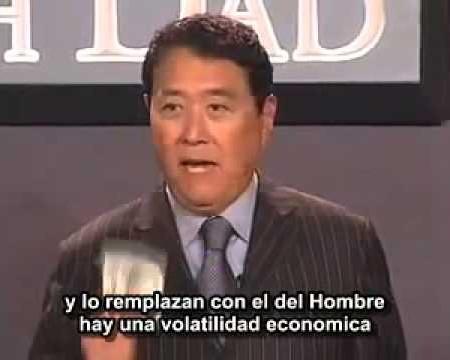 Robert Kiyosaki explica por qué el dinero en efectivo es BASURA